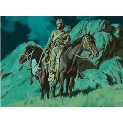 Sold as a set- Mountain Man- Mann, Paul