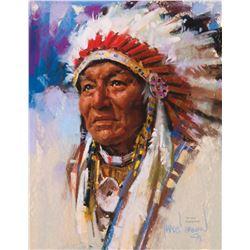 """""""Stump"""" Blackfoot"""