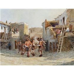 Pueblo Ceremony