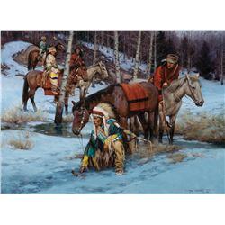 Trail of the Blackfeet