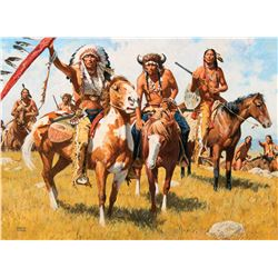 Kiowa Ridge