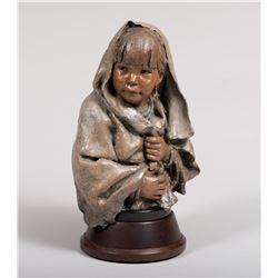 Little Pueblo Girl