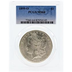 1899-O PCGS MS64 Morgan Silver Dollar