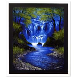Crystal Falls by Rattenbury, Jon