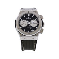 Hublot Titanium Bol D'or Mirabaud Men's Watch