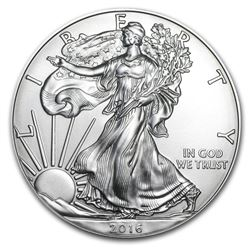 2016 American Silver Eagle Dollar Coin