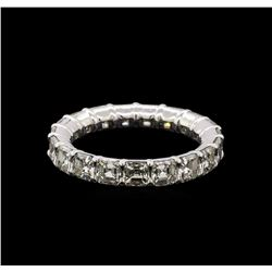 3.00 ctw Diamond Ring - 14KT White Gold
