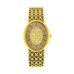 Patek Philippe 18KT Yellow Gold Ellipse Men's Watch