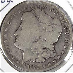1882 CC Morgan Silver Dollar.