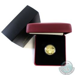2013 Canada $100 14k 100th Anniversary of the Arctic Expedition Gold Coin. This Proof quality $100 G