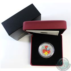 2013 Canada $20 Venetian Glass Candy Cane 1oz Fine Silver Coin (TAX Exempt). This $20 coin is 99.99%