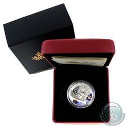 2014 Canada $20 Venetian Glass Snowman 1oz Fine Silver Coin (TAX Exempt). This coin is 99.99% Pure S