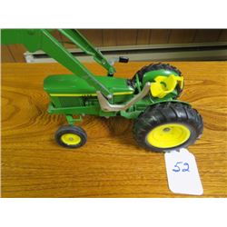 John Deere 2020 with Loader 1/16 scale