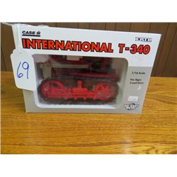 International T340 (With rubber tracks) 1/16 scale