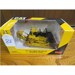 Caterpillar D11 with hyd. dozer and rear ripper 1/50 scale