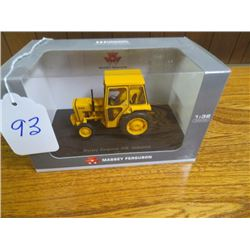 Massey Ferguson 208 Industrial with 3pth (yellow colour) 1/32 scale