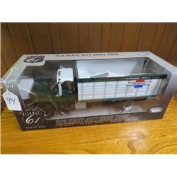 Chevy C65 Farm Truck 3 ton with Box and hyd. hoist (very detailed) 1/16 scale