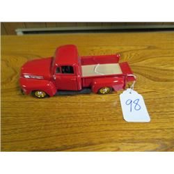 Ford E1 pickup truck 1948, Red colour. 1/32 scale
