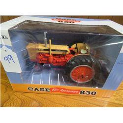 Case 830 N.F. 1/16 in, in Box 1/32 scale