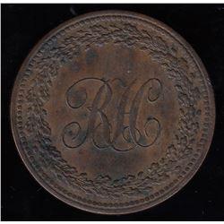 Breton Tokens - Br 989. RH Penny.
