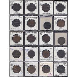 Breton Tokens - Lot of 40 tokens.