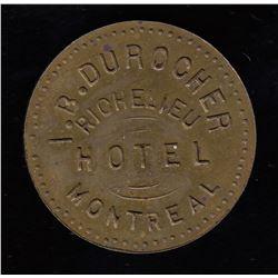 Br 620. I. B. Durocher's Richelieu Hotel