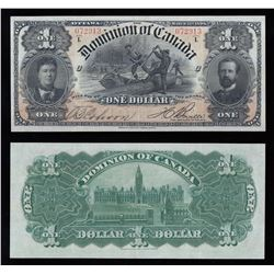 Dominion of Canada $1, 1898