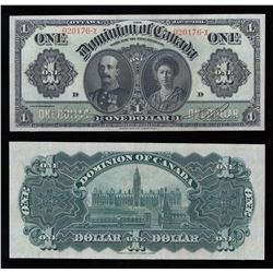 Dominion of Canada $1, 1911