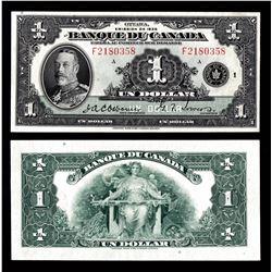 Banque du Canada $1, 1935