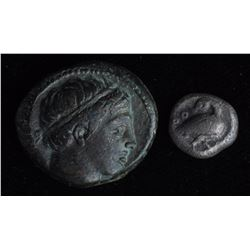 Ancients - MACEDONIA, EION 500-437 BC