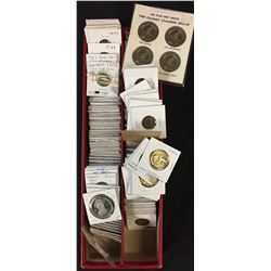 Large Canadian & World Coin Collection
