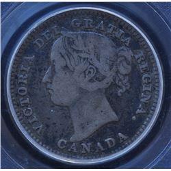 Canada - 1884 Ten Cents