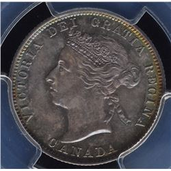 Canada - 1892 Twenty Five Cents