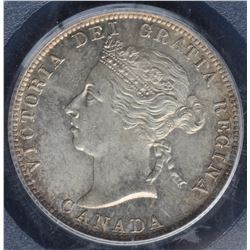 Canada - 1901 Twenty Five Cents