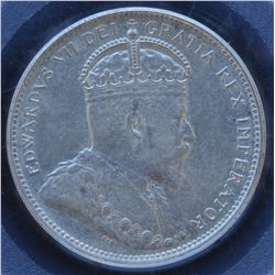 Canada - 1904 Twenty Five Cents