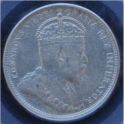 Canada - 1904 Twenty Five Cents