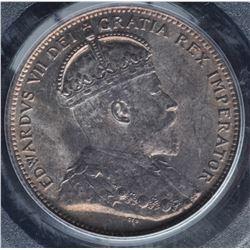 Canada - 1907 Twenty Five Cents