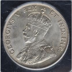 Canada - 1911 Twenty Five Cents