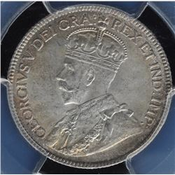 Canada - 1912 Twenty Five Cents