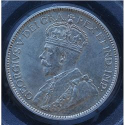 Canada - 1914 Twenty Five Cents