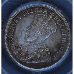Canada - 1917 Twenty Five Cents