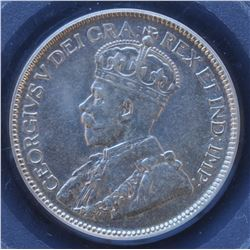 Canada - 1921 Twenty Five Cents