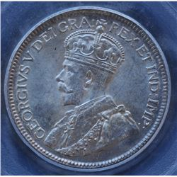 Canada - 1927 Twenty Five Cents