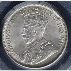Canada - 1935 Twenty Five Cents