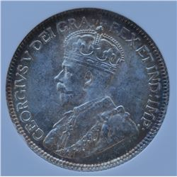 Canada - 1936 Twenty Five Cents