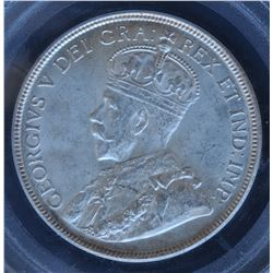 Canada - 1929 Fifty Cents
