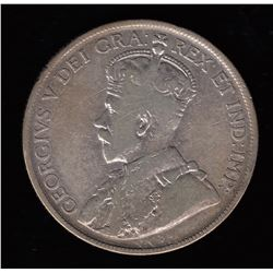 Canada - 1932 Fifty Cents