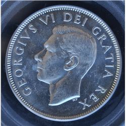 Canada - 1948 Fifty Cents