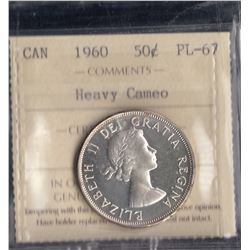 Canada - 1960 Fifty Cents