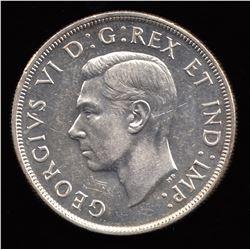 Canada - 1947 Silver Dollar
